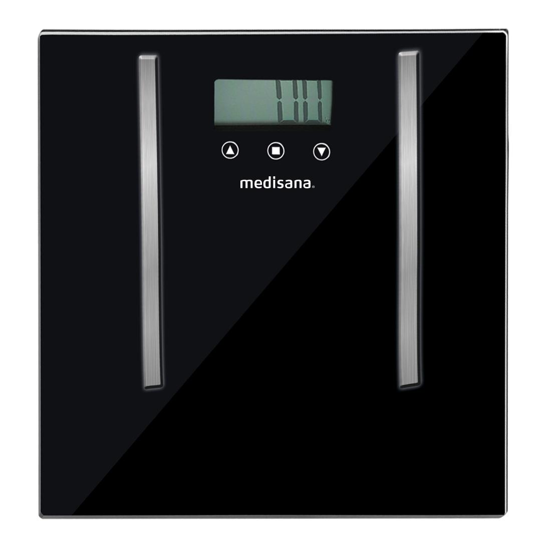 Medisana 40677 Vücut Analizli Cam Baskül