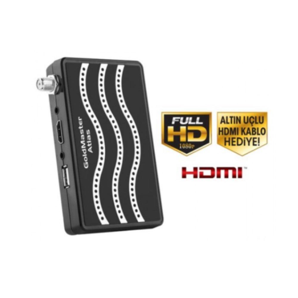 Atlas Micro Full HD Uydu Alıcısı