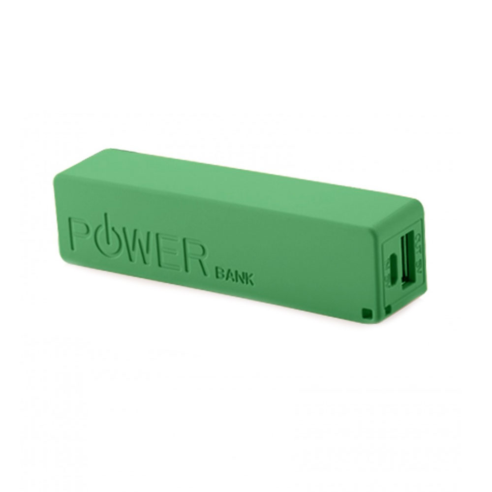 PB-2600 Taşınabilir Şarj Cihazı Yeşil