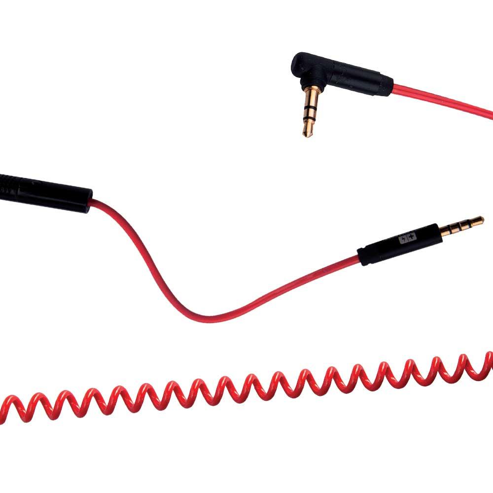 SCC-10019 Mikrofonlu Ses Kablosu