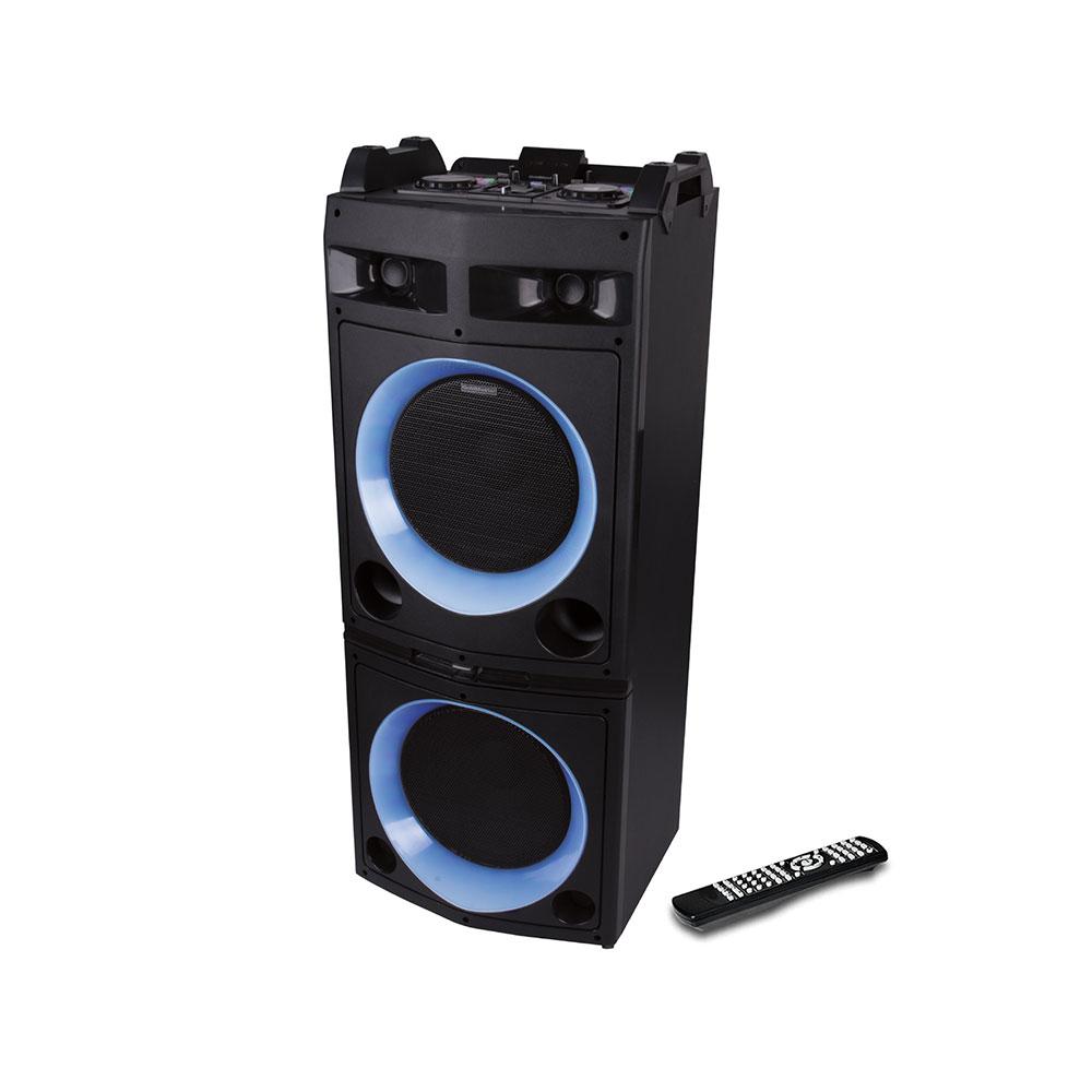 Goldmaster SR-2170 Taşınabilir Işıklı DJ Ses Sistemi