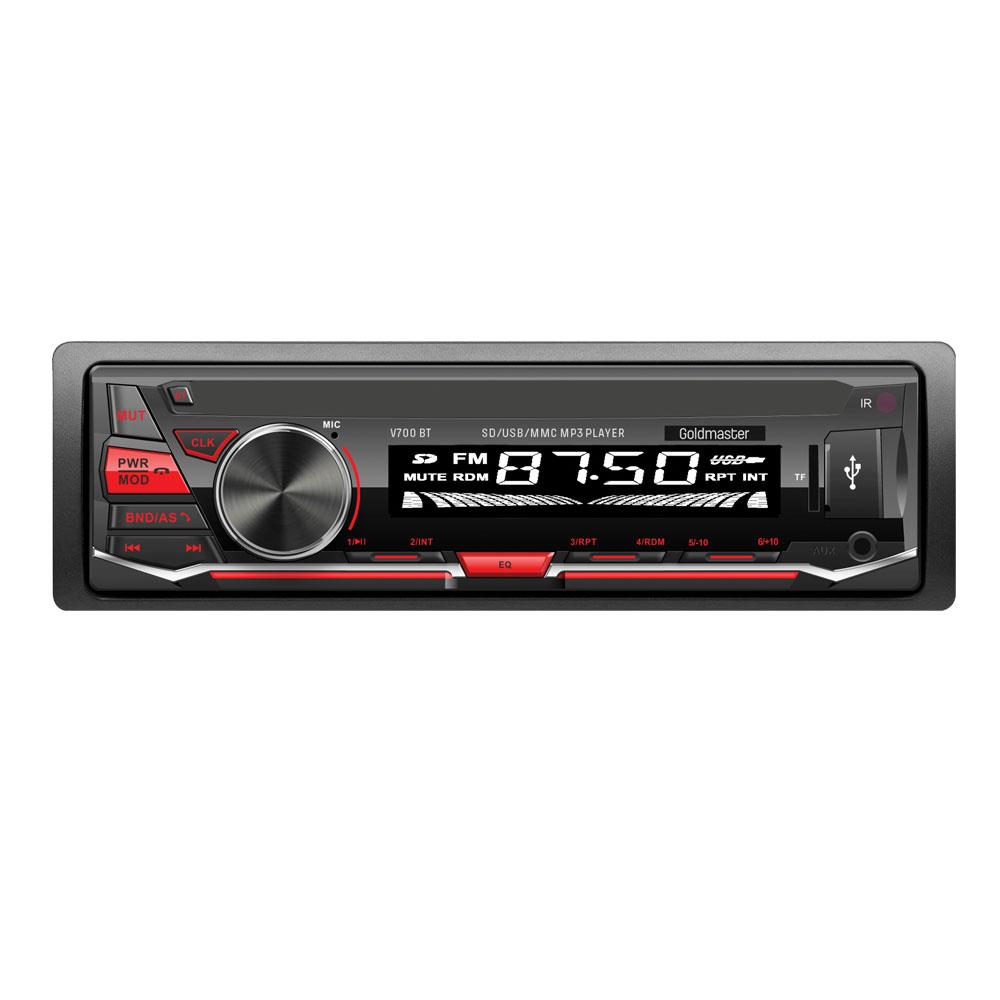 GoldMaster V-700 BT Bluetooth Oto Radyo