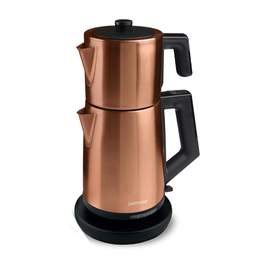 Akasya Çay Makinesi & Su Isıtıcı - 7344G