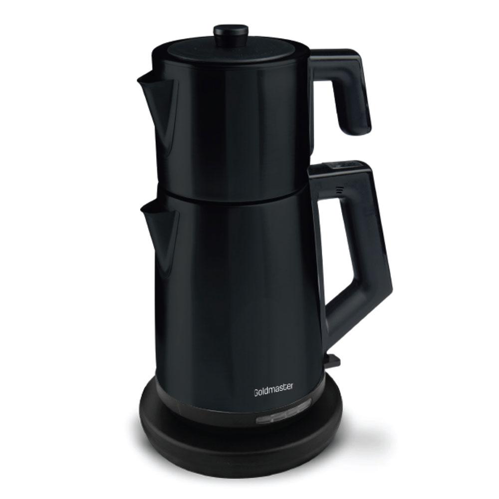 Akasya Çay Makinesi & Su Isıtıcı - 7344S