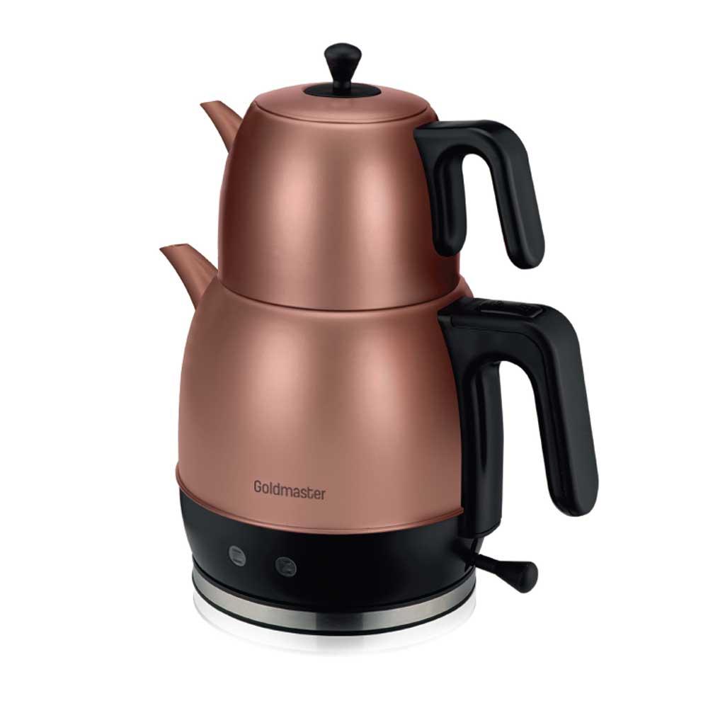 Demlika Çay Makinesi & Su Isıtıcı