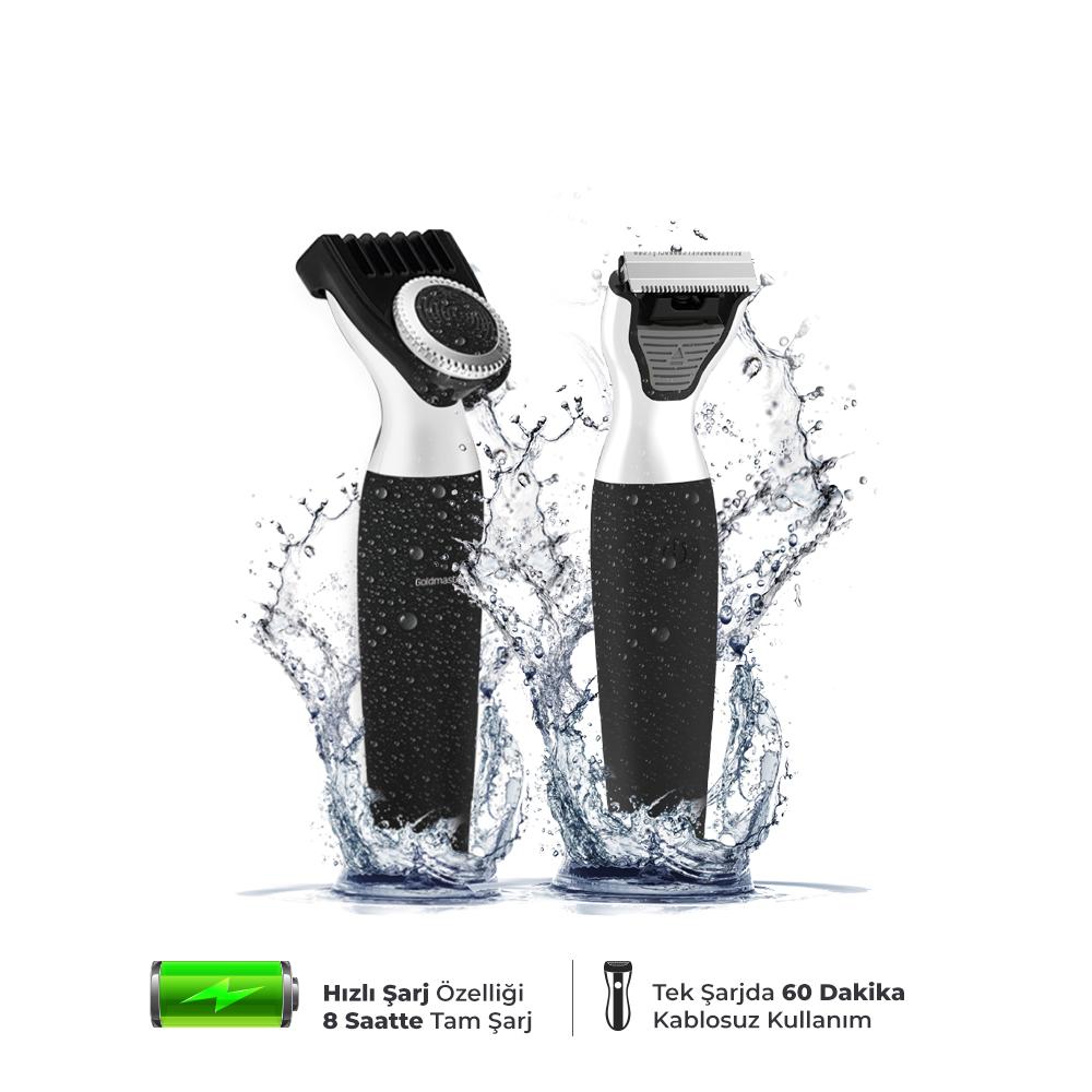 Duocut Şarjlı Islak&kuru Çok Fonksiyonlu Şekillendirici