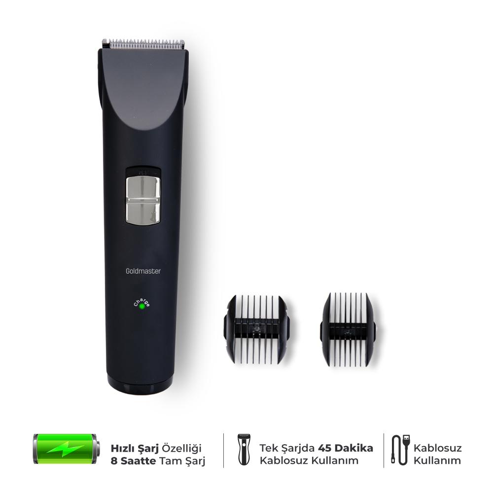 Ekol Şarjlı Saç Kesme Makinesi