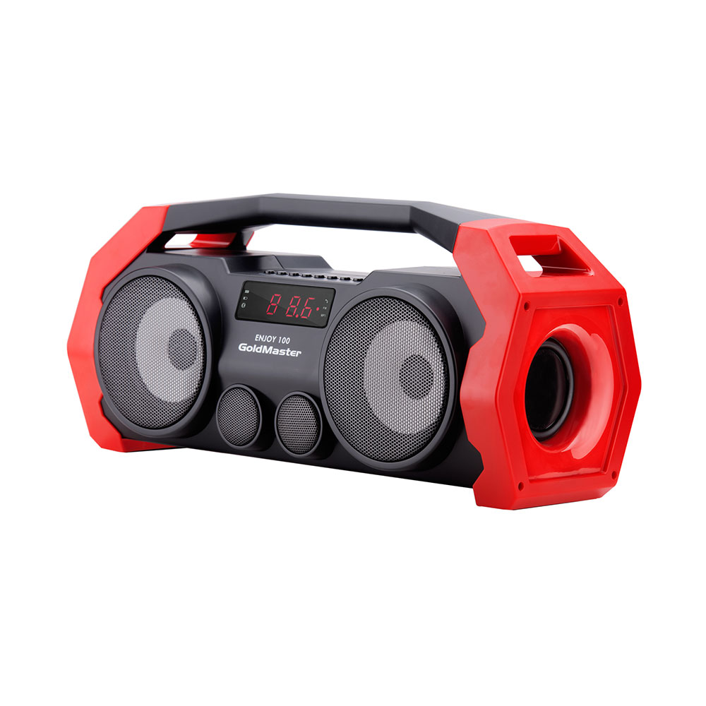 GoldMaster Enjoy-100 BT/MP3/FM Speaker