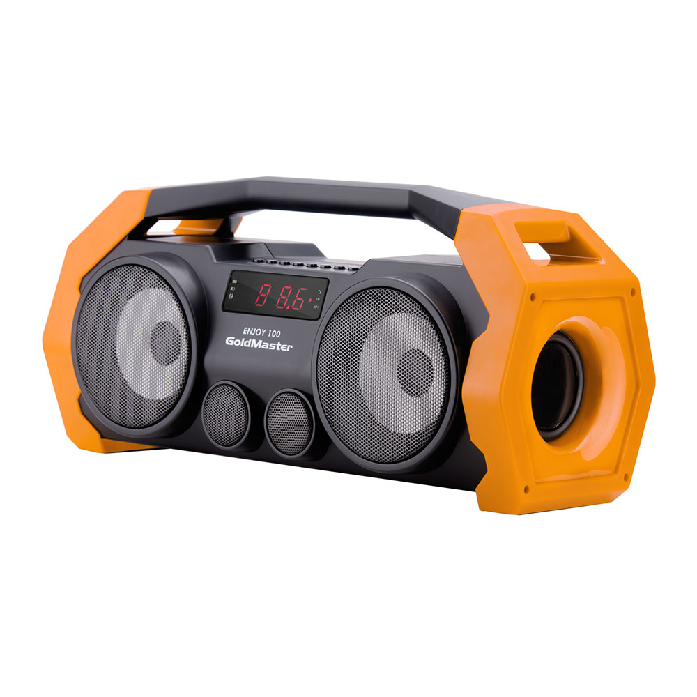 GoldMaster Enjoy-100 BT/FM/MP3 Speaker