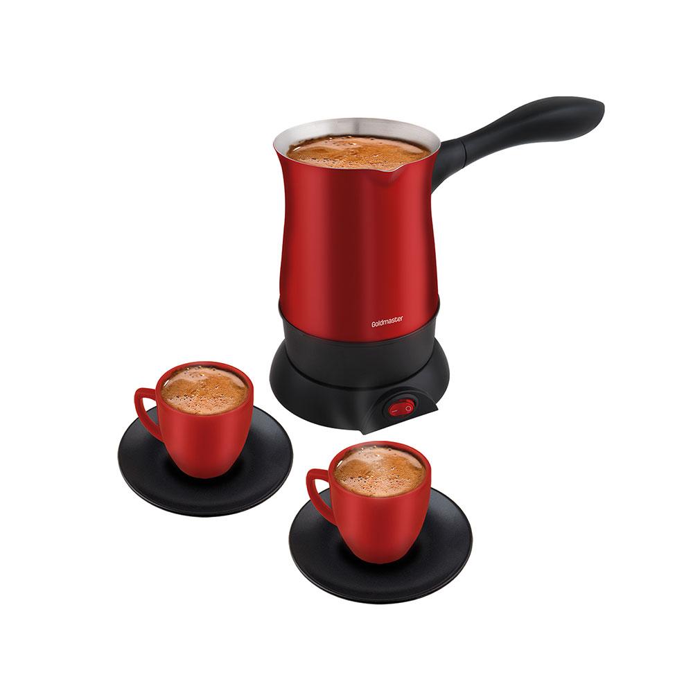 Hoşsohbet Türk Kahvesi Makinesi Seti