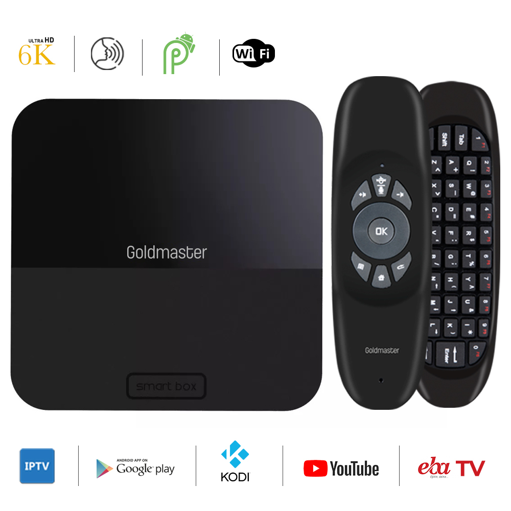 Netta 2 6K Android 9.0 Dream Tv Box