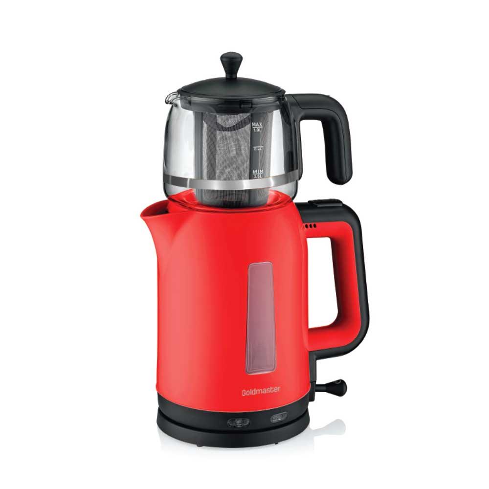 Papatya Çay Makinesi