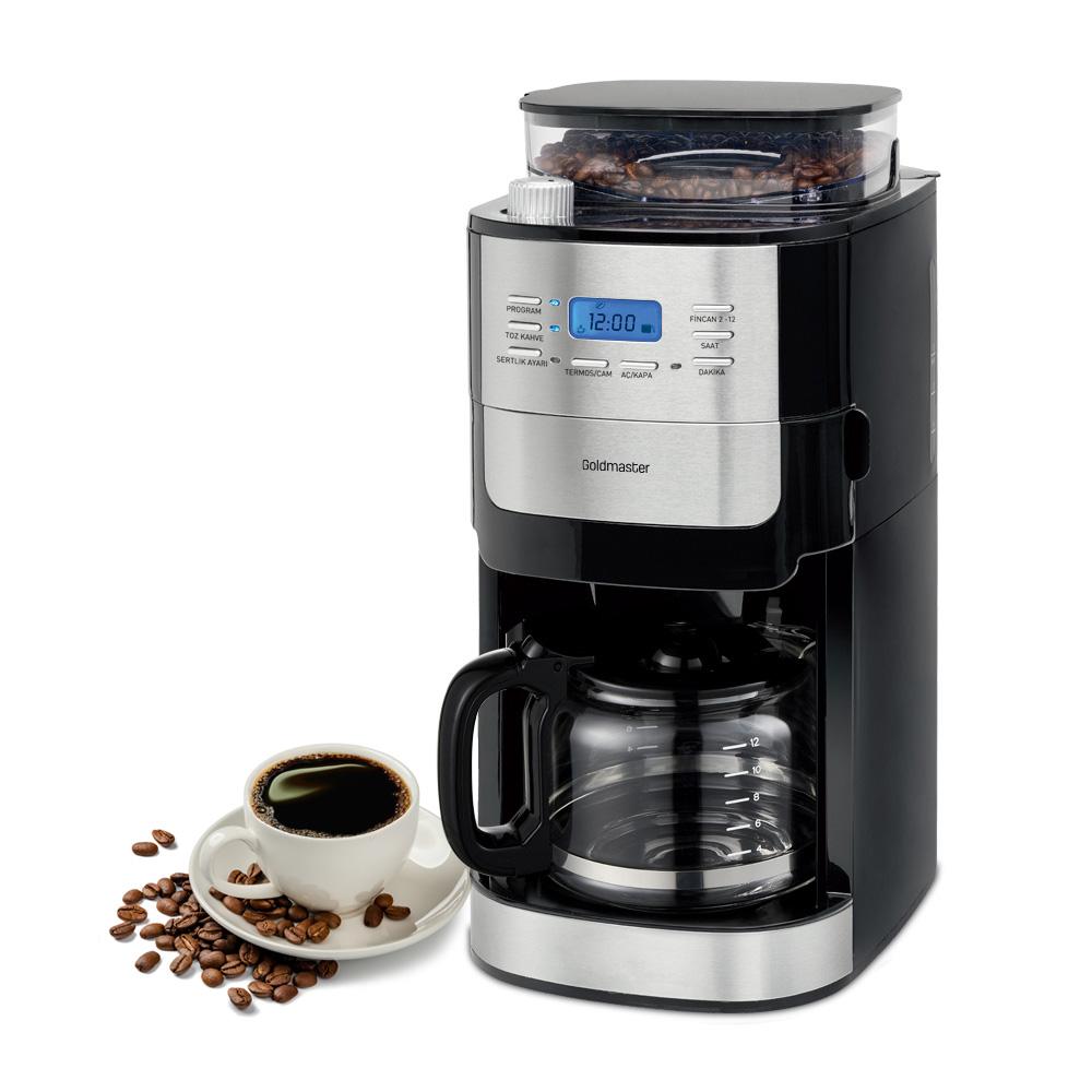 Proexpert Otomatik Filtre Kahve Makinesi