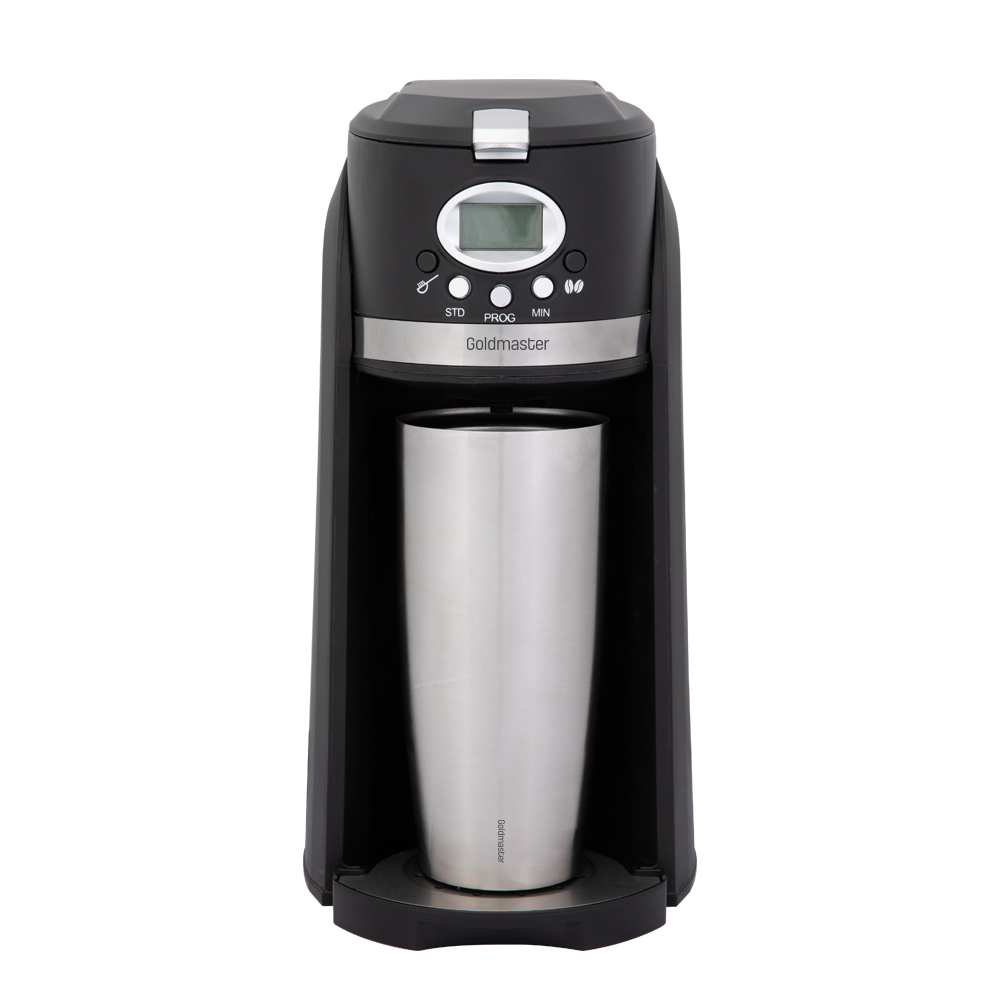 Progrinder Öğütücülü Otomatik Filtre Kahve Makinesi